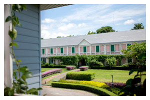 Accommodation : Monet House (Chateau De Khaoyai)